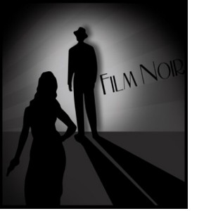 film noir world war ii femme fatal hard boiled detective  film noir