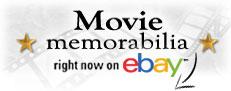 Rare Movie Memorabilia